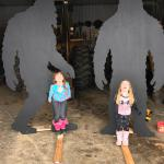 The Bigfoot Silhouettes are making quite the statement!!